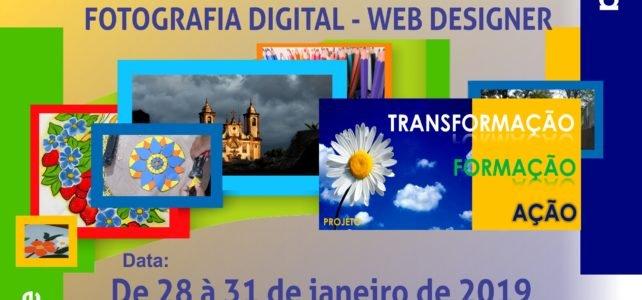 Projeto Transcotta Transformação abre inscrições para os cursos no ano de 2019